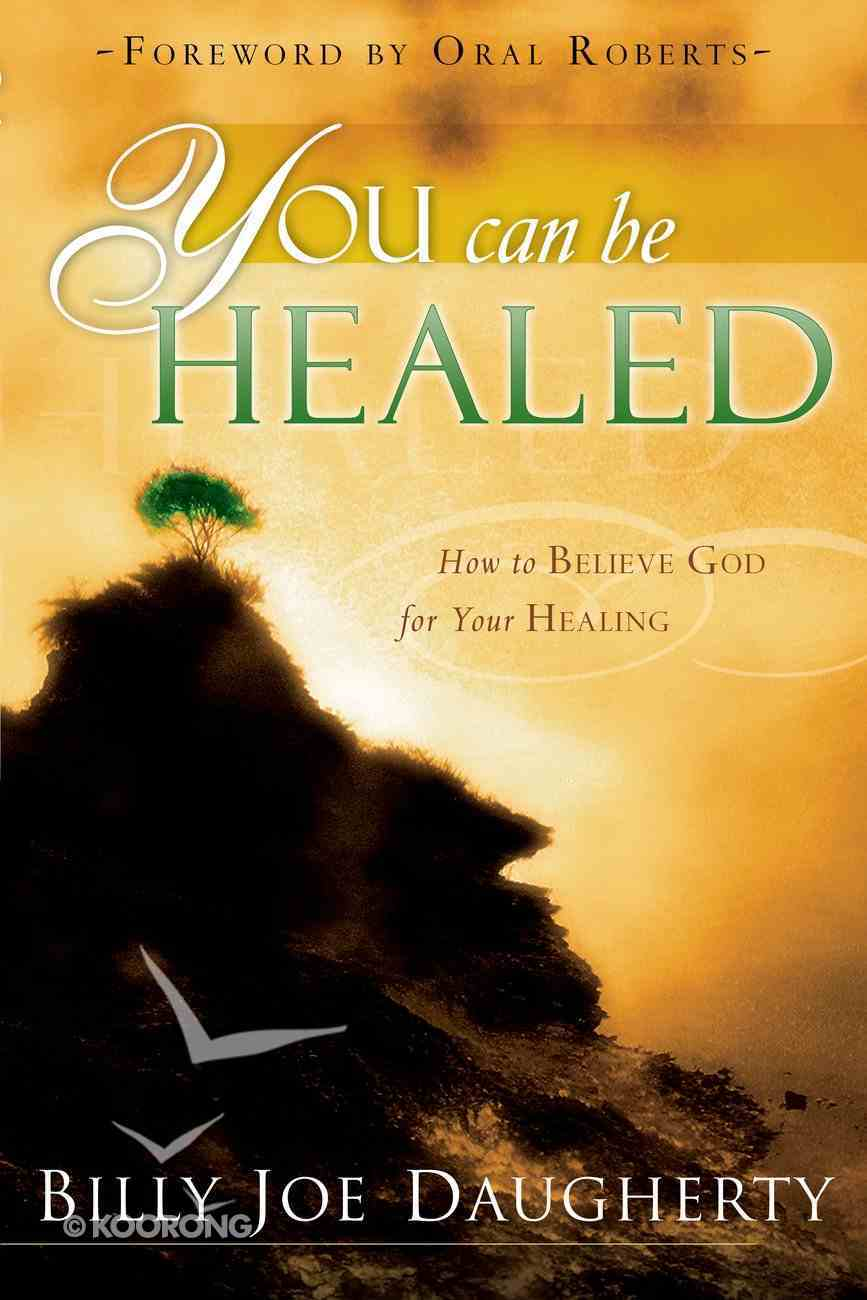 You Can Be Healed eBook