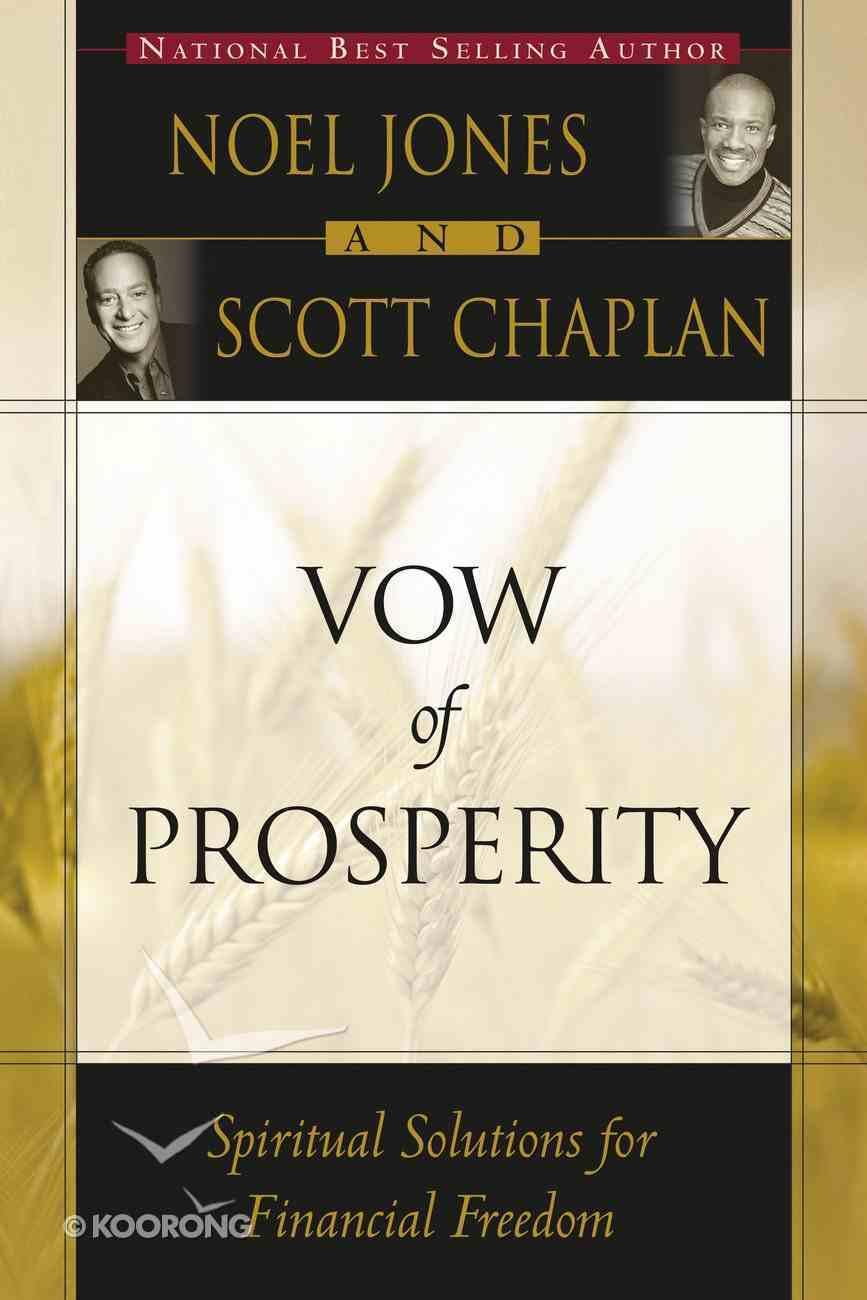 Vow of Prosperity eBook