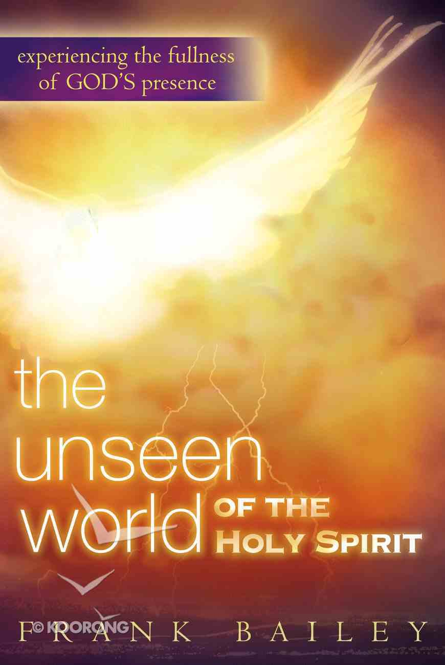 The Unseen World of the Holy Spirit eBook