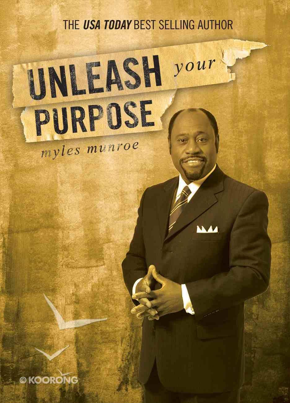 Unleash Your Purpose eBook