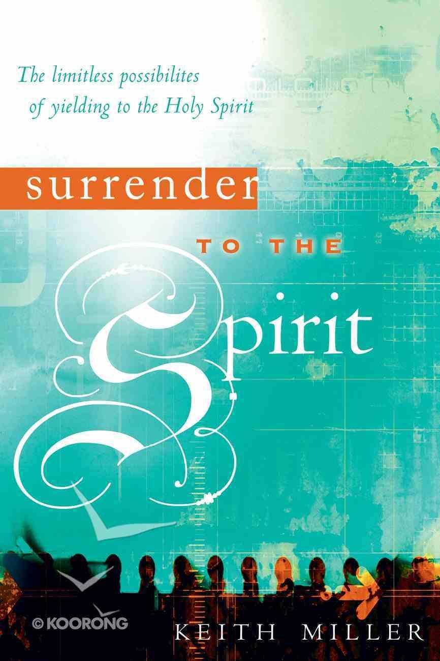 Surrender to the Spirit eBook
