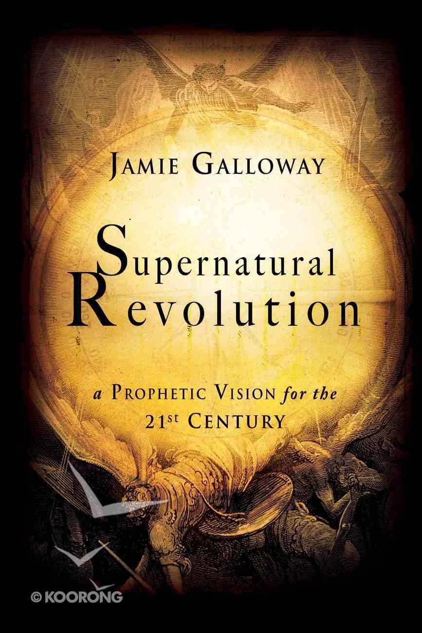 Supernatural Revolution eBook
