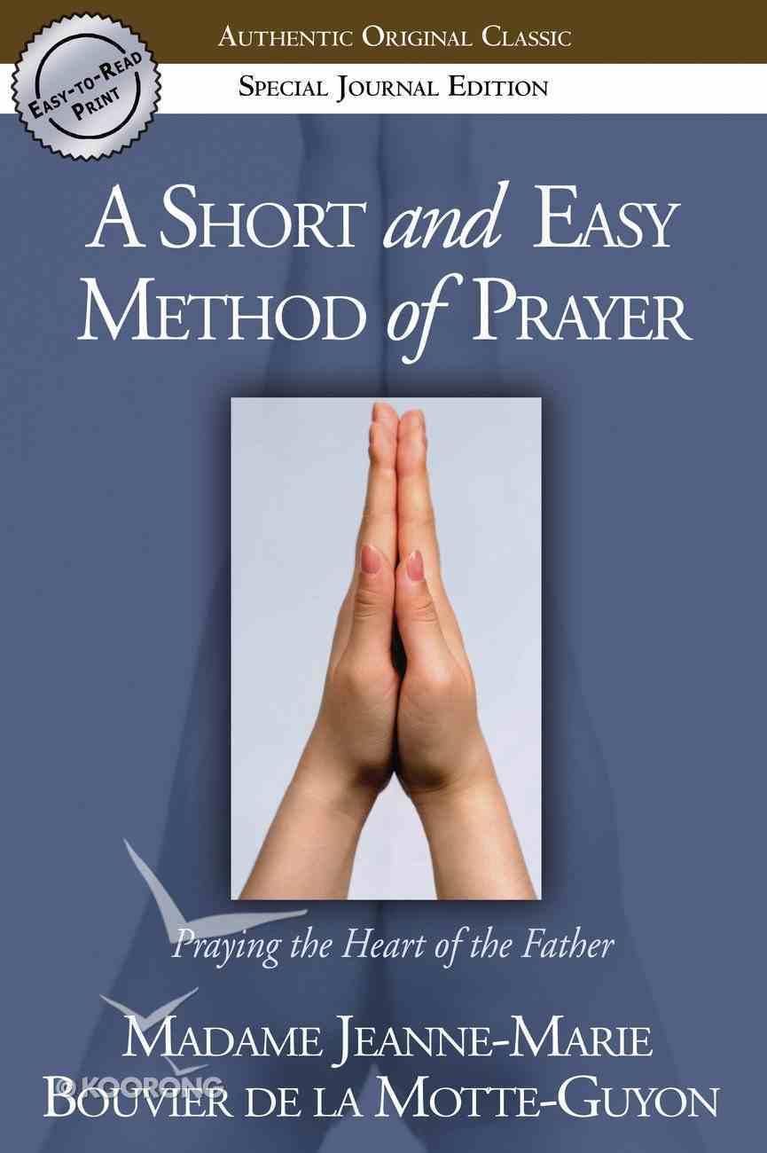Short and Easy Method of Prayer eBook
