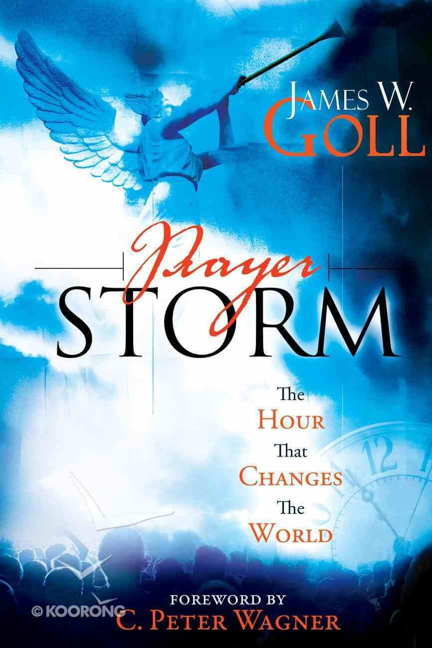 Prayer Storm eBook