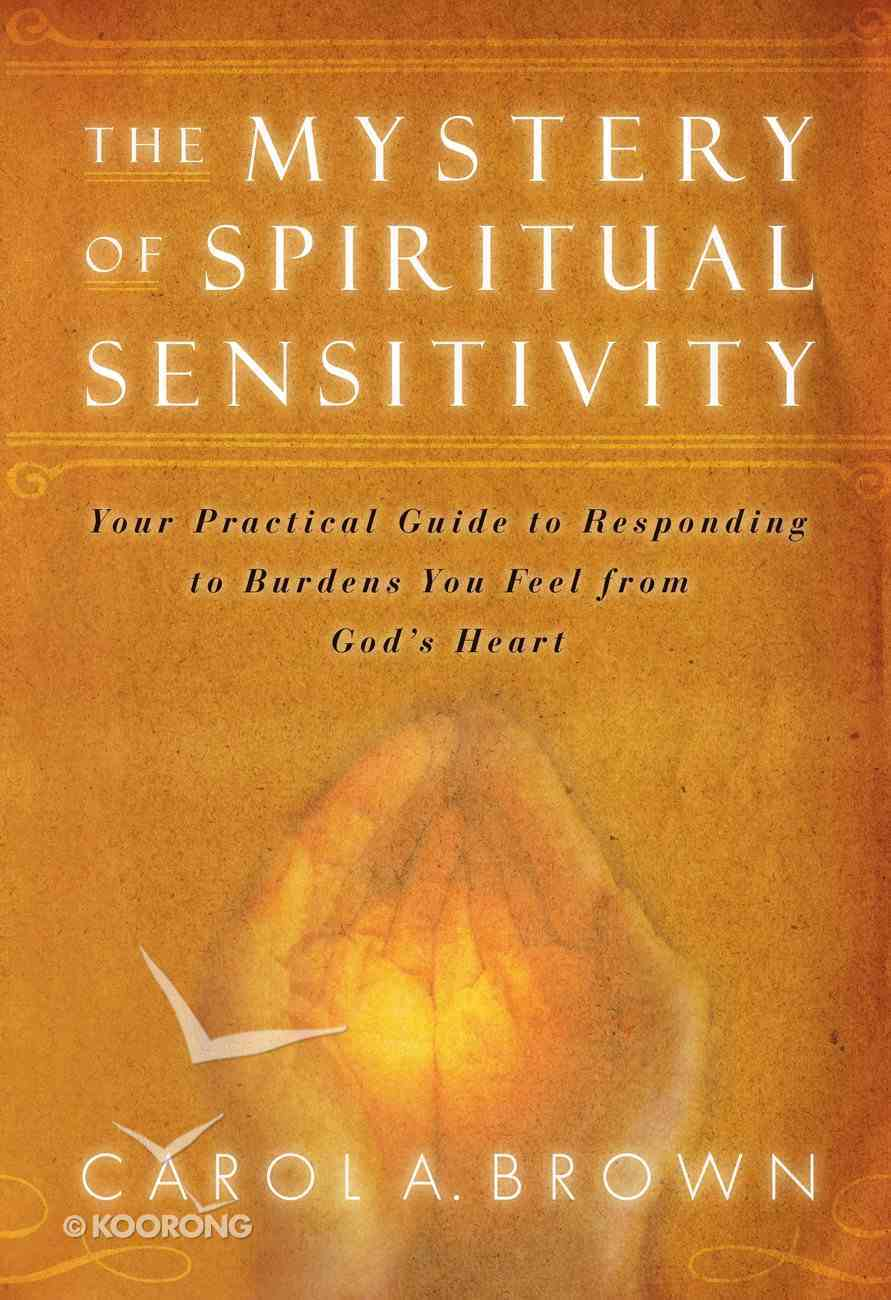 Mystery of Spiritual Sensitivity eBook