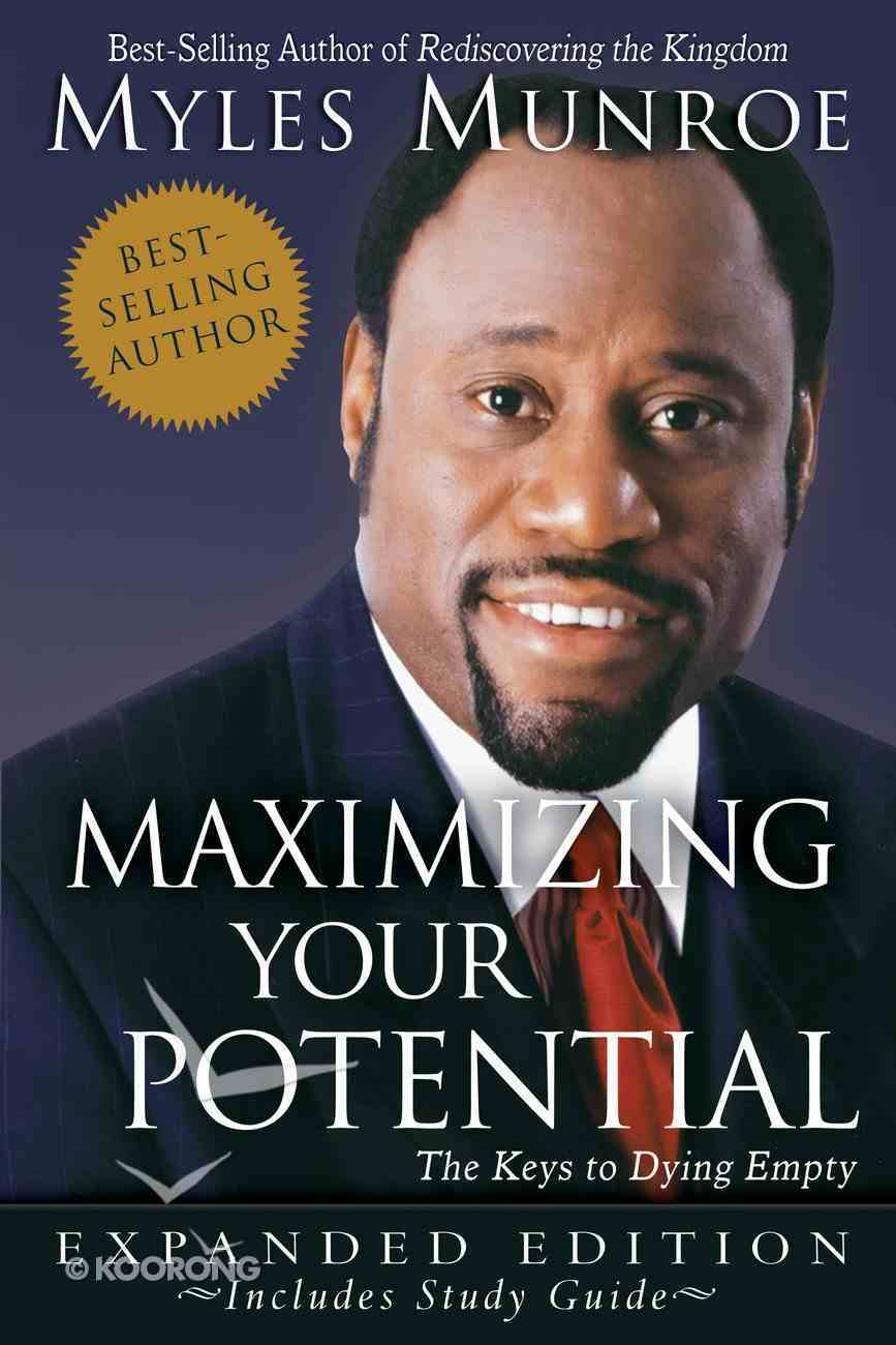 Maximizing Your Potential Expanded Edition eBook