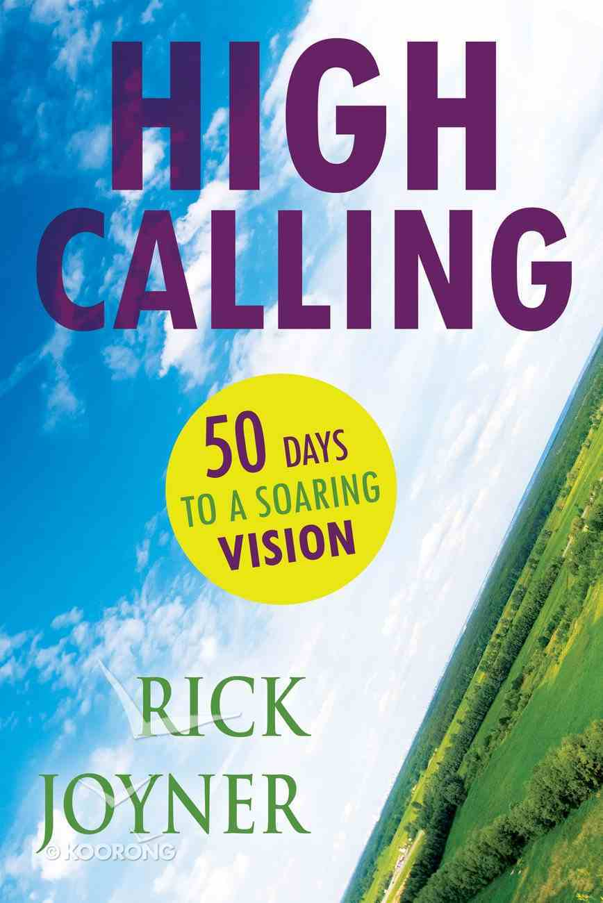 High Calling eBook