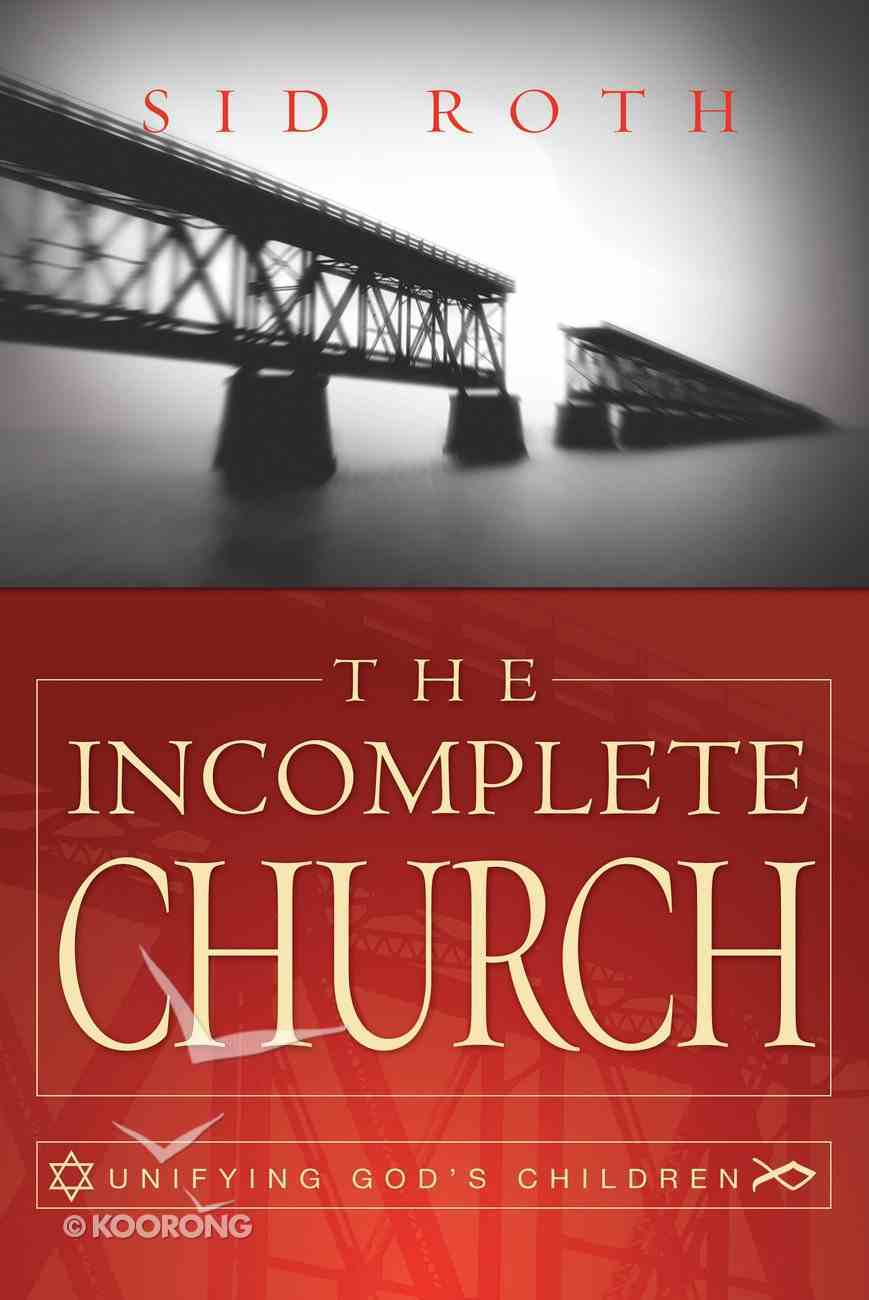 The Incomplete Church eBook
