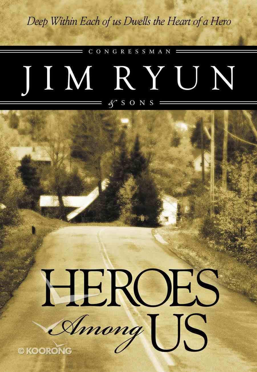 Heroes Among Us eBook