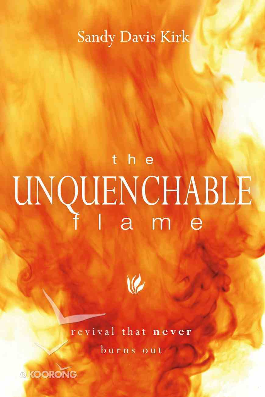 The Unquenchable Flame eBook