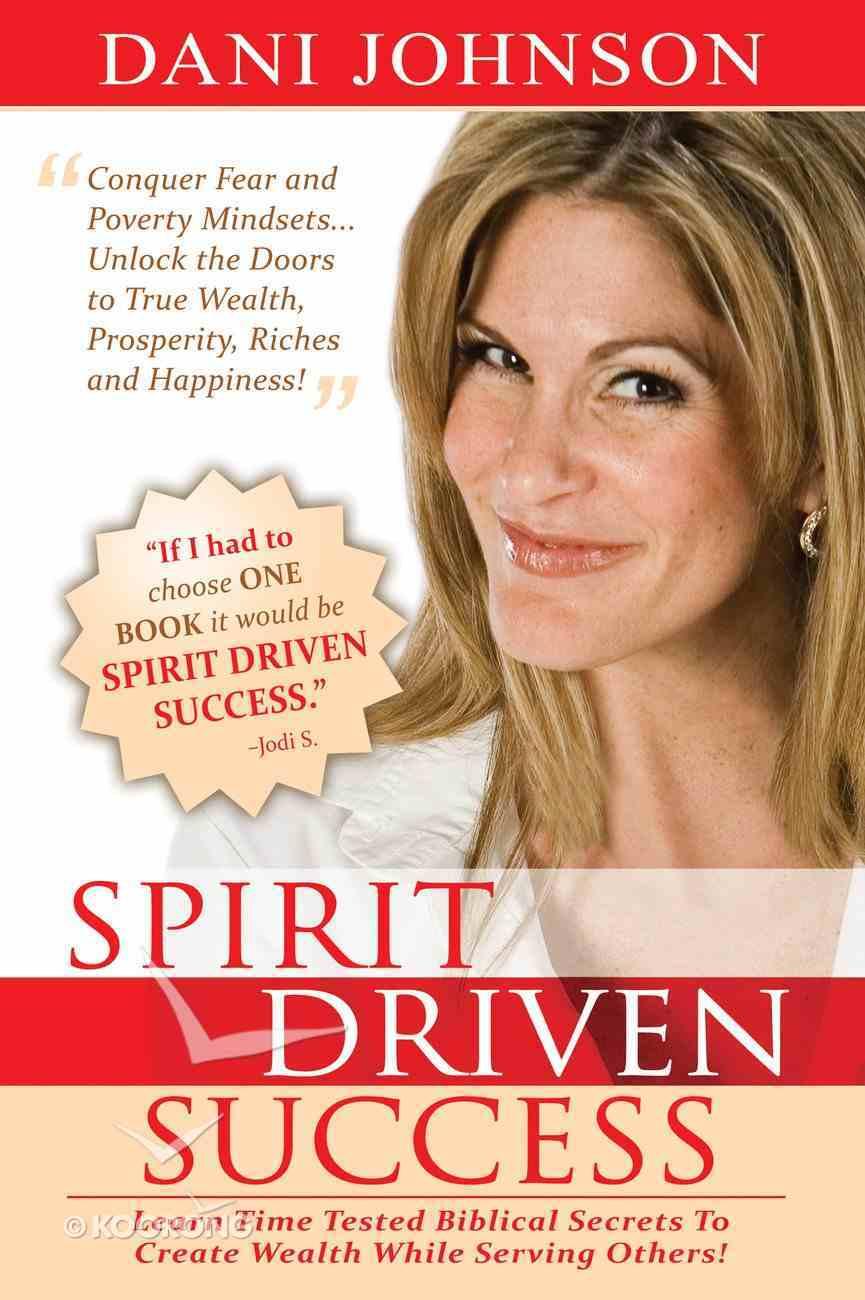 Spirit-Driven Success eBook