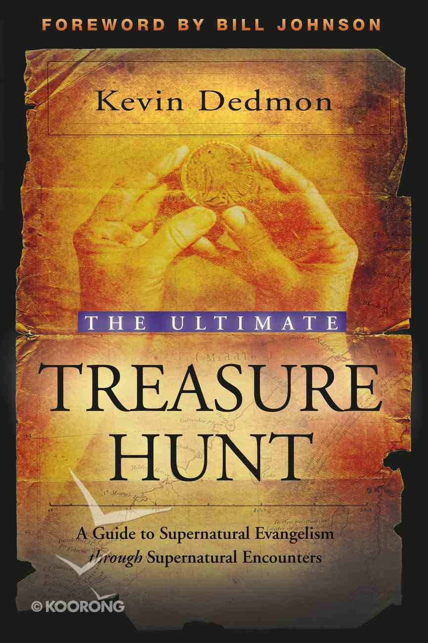The Ultimate Treasure Hunt eBook