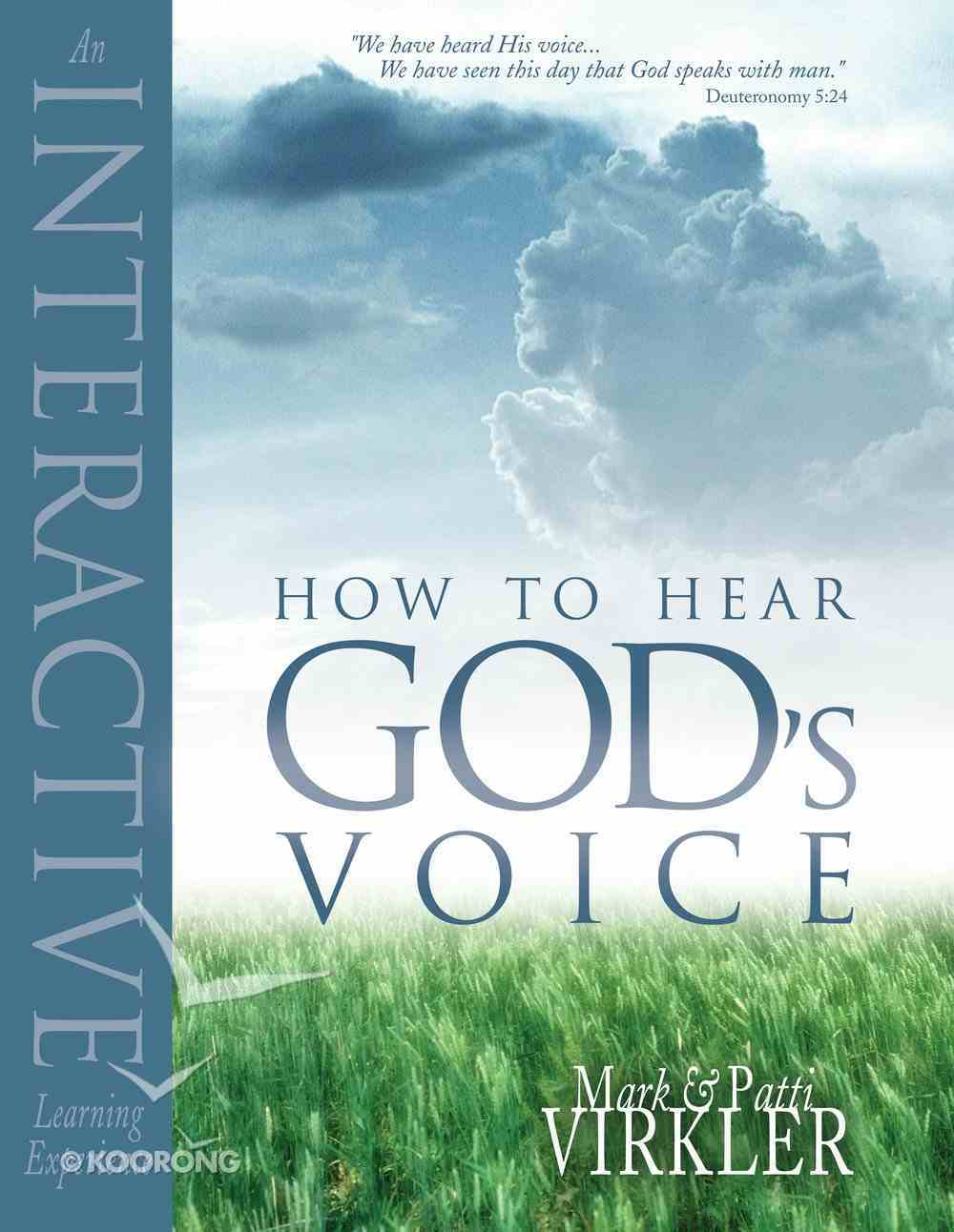 How to Hear God's Voice eBook
