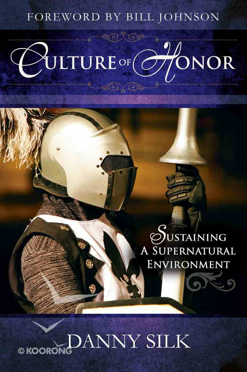 Culture of Honor eBook