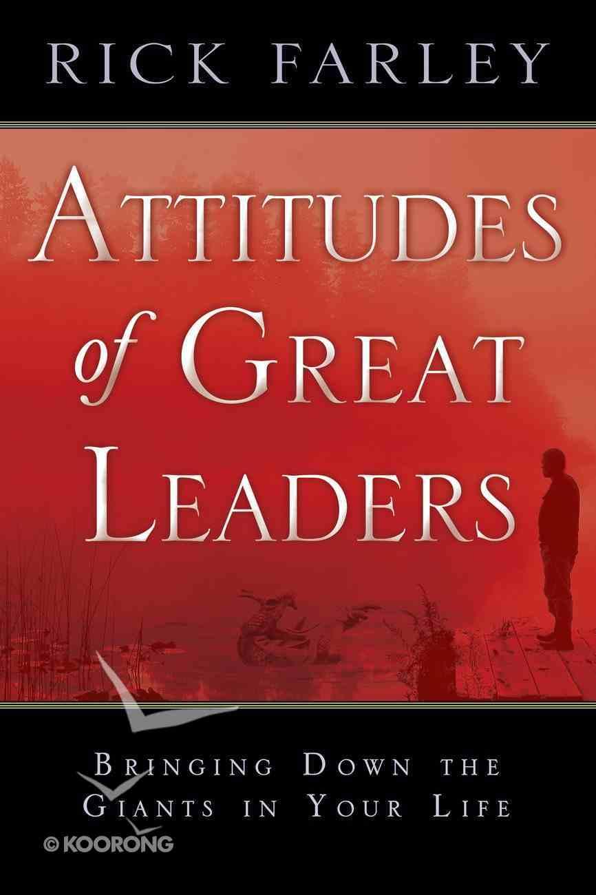 Attitudes of Great Leaders eBook