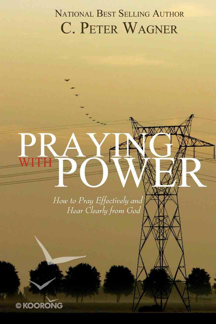 Praying With Power eBook