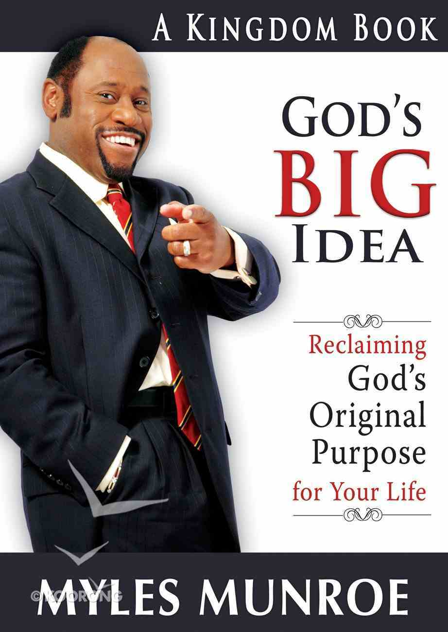 God's Big Idea eBook