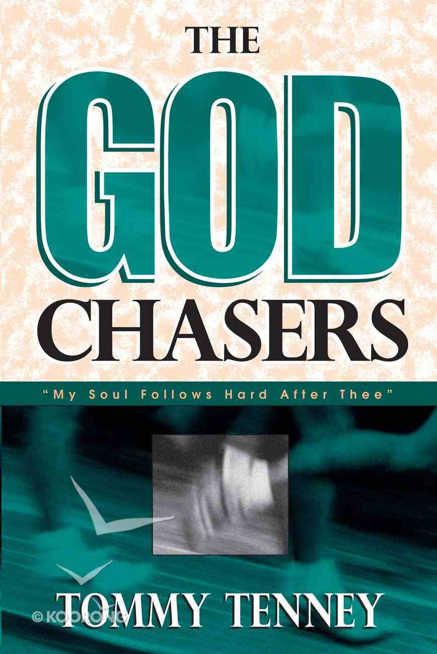 The God Chasers eBook
