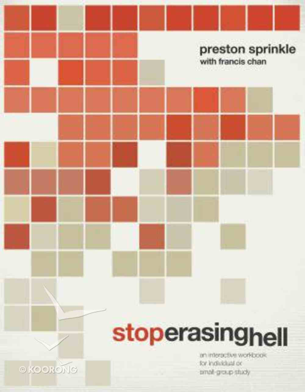 Stop Erasing Hell Paperback
