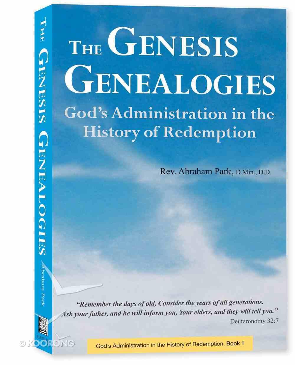 The Genesis Genealogies Hardback