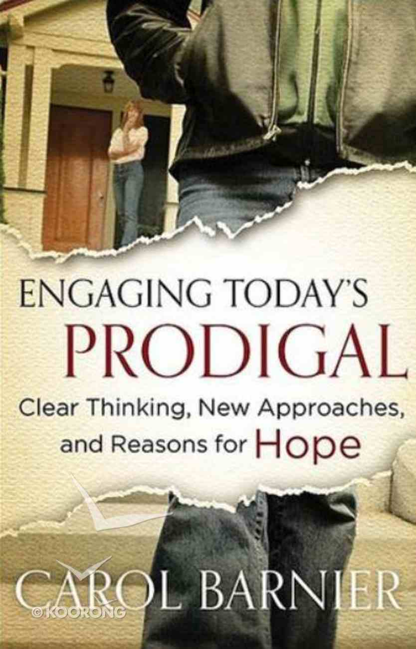 Engaging Today's Prodigal Paperback