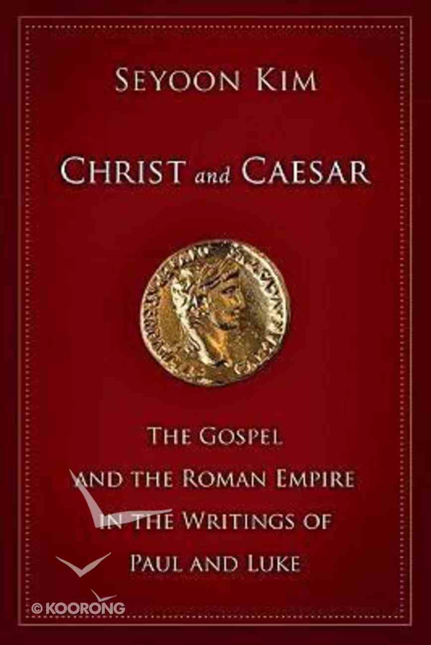 Christ and Caesar Paperback