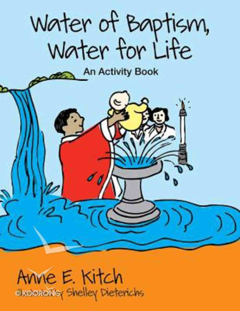 Water of Baptism, Water of Life Paperback