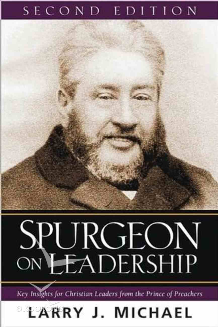 Spurgeon on Leadership Paperback