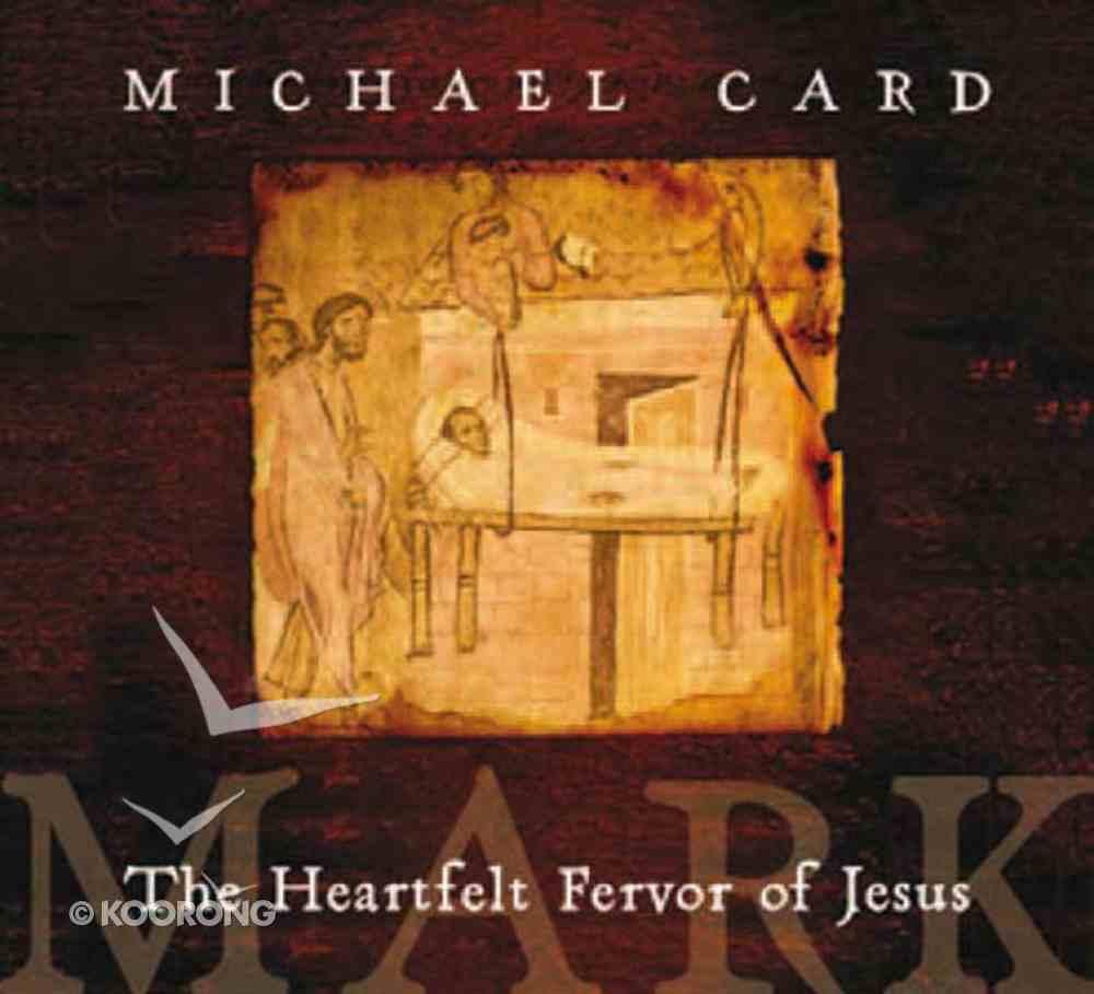 Mark: The Beginning of the Gospel CD