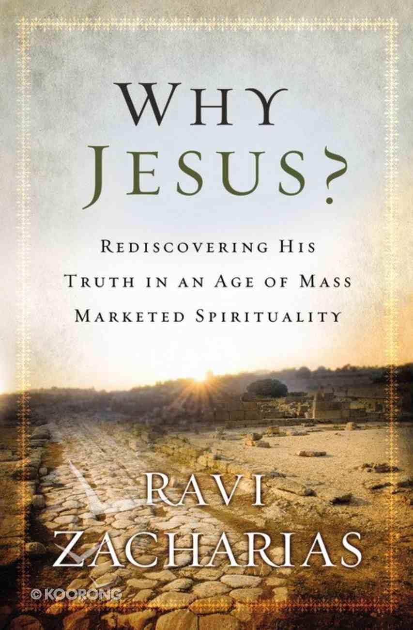 Why Jesus? Paperback