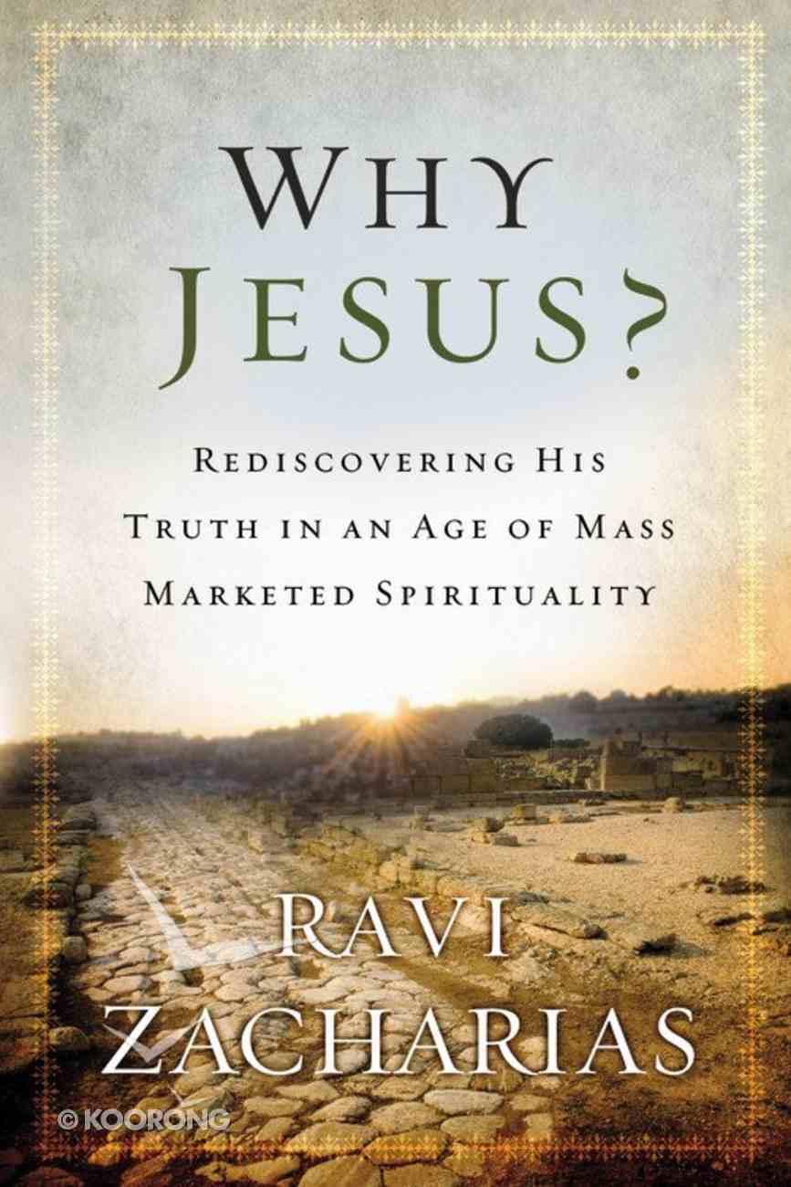 Why Jesus? Hardback