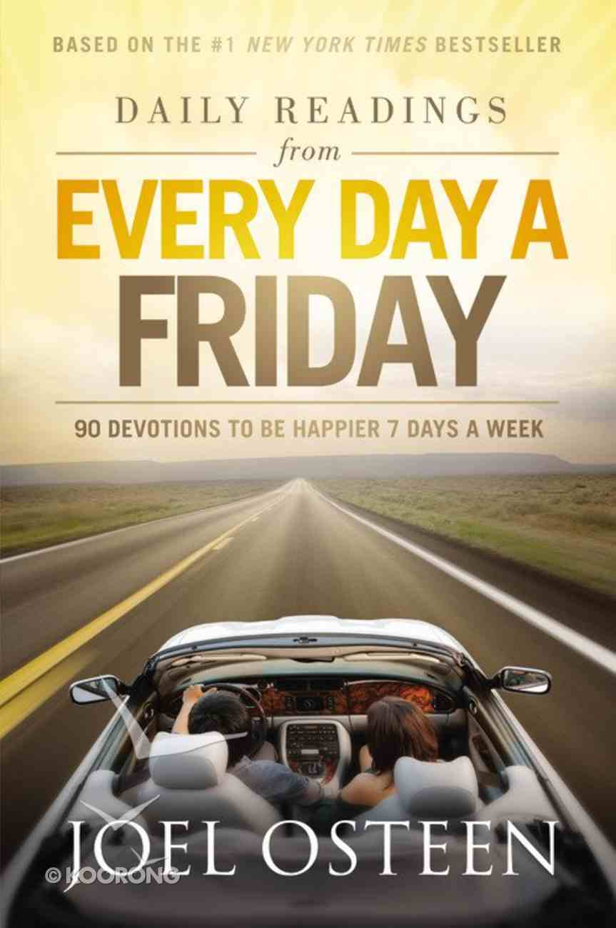 Daily Readings From Every Day a Friday Hardback