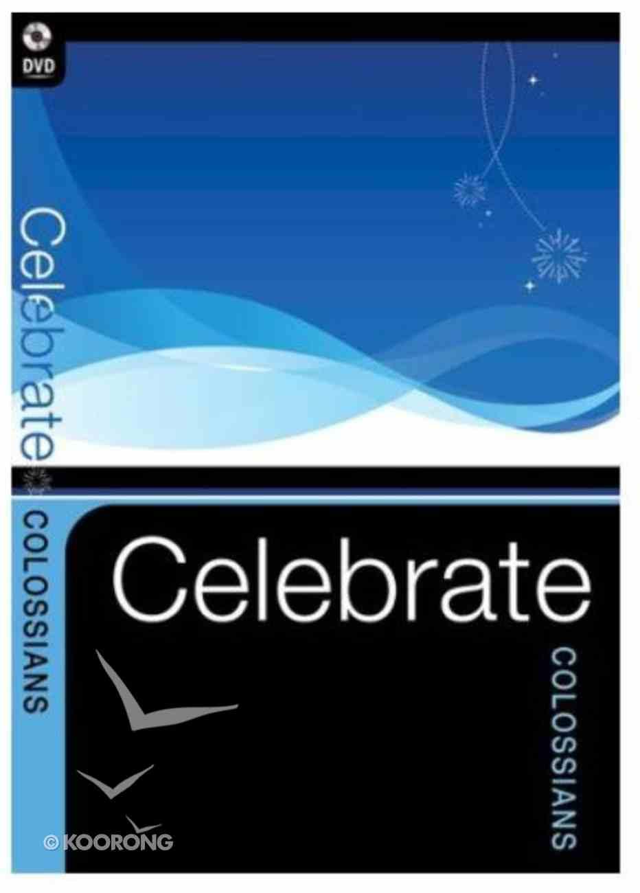 Colossians Bible Study (Celebrate Bible Study Series) DVD