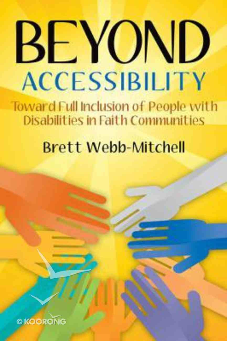 Beyond Accessibility Paperback