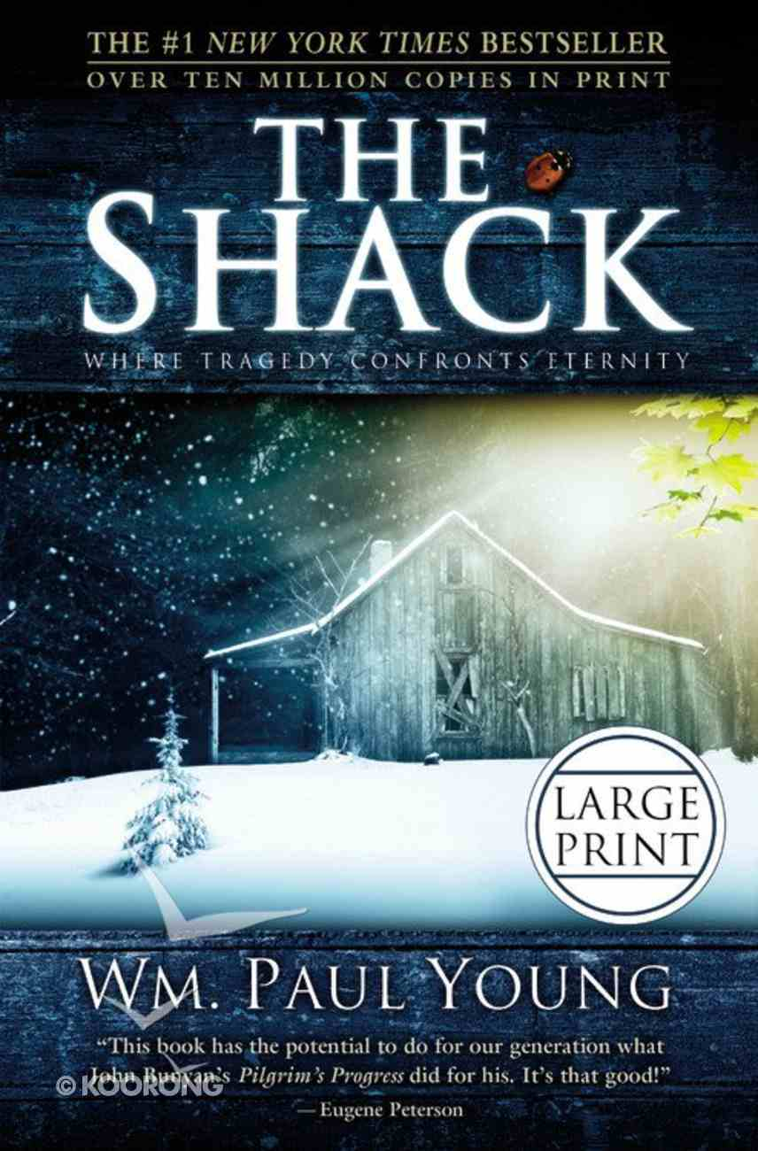 The Shack (Large Print Edition) Paperback