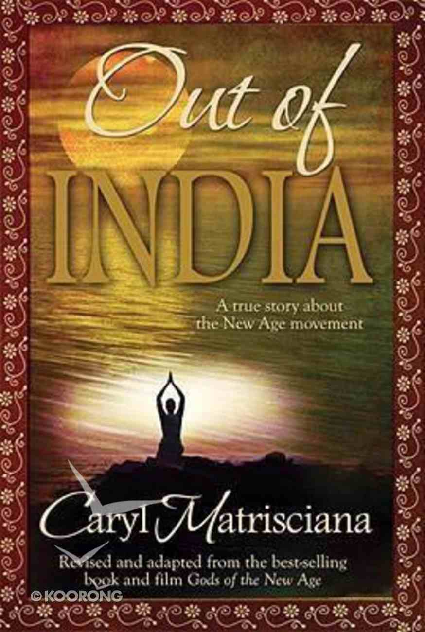 Out of India Paperback
