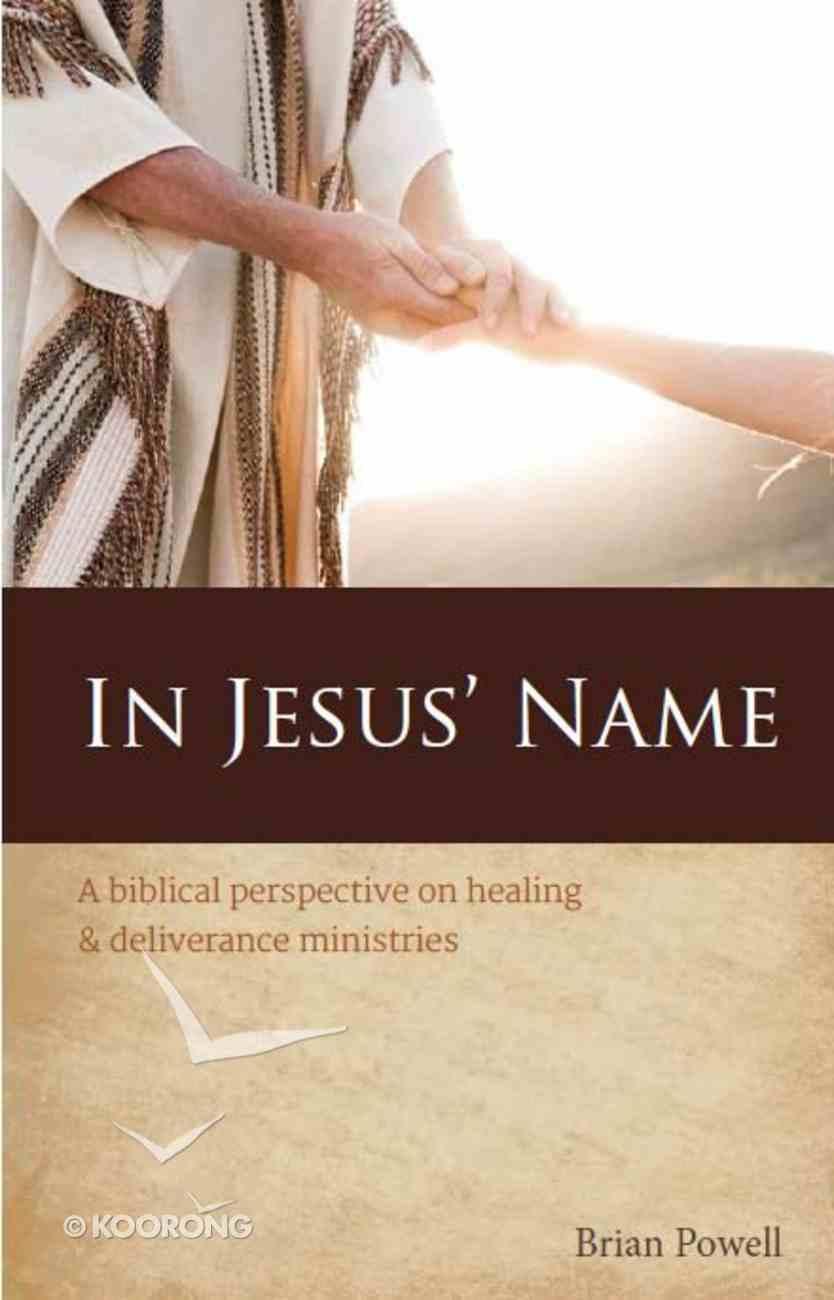 In Jesus Name Paperback