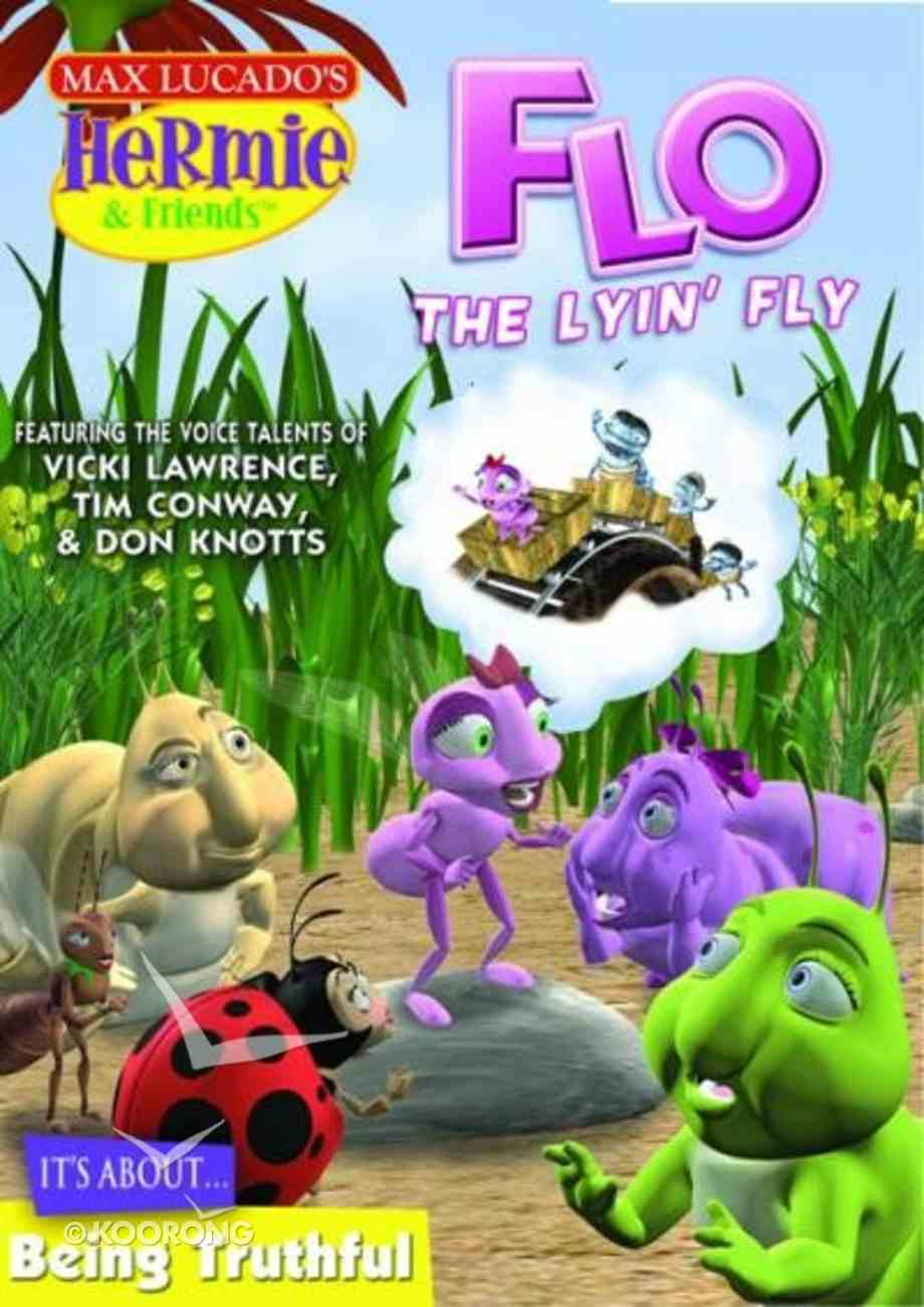 Flo the Lyin' Fly (#02 in Hermie And Friends Series) DVD