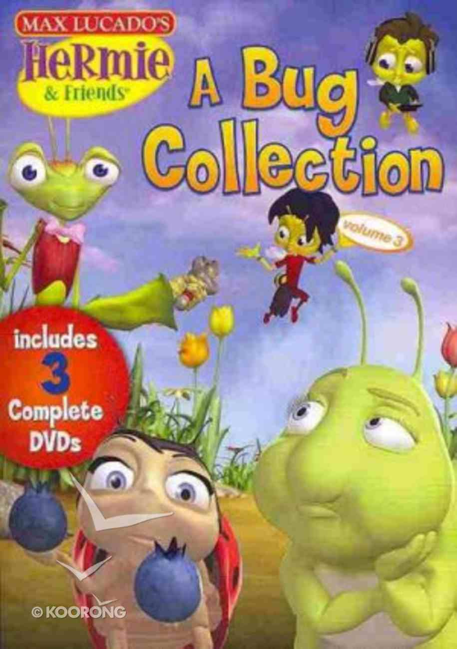 Haf Bug Collection #03 (Hermie And Friends Series) Pack