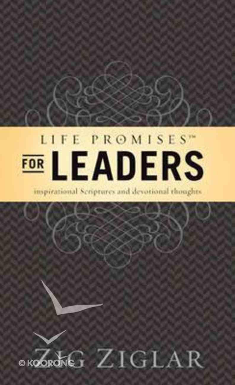 Life Promises For Leaders Hardback