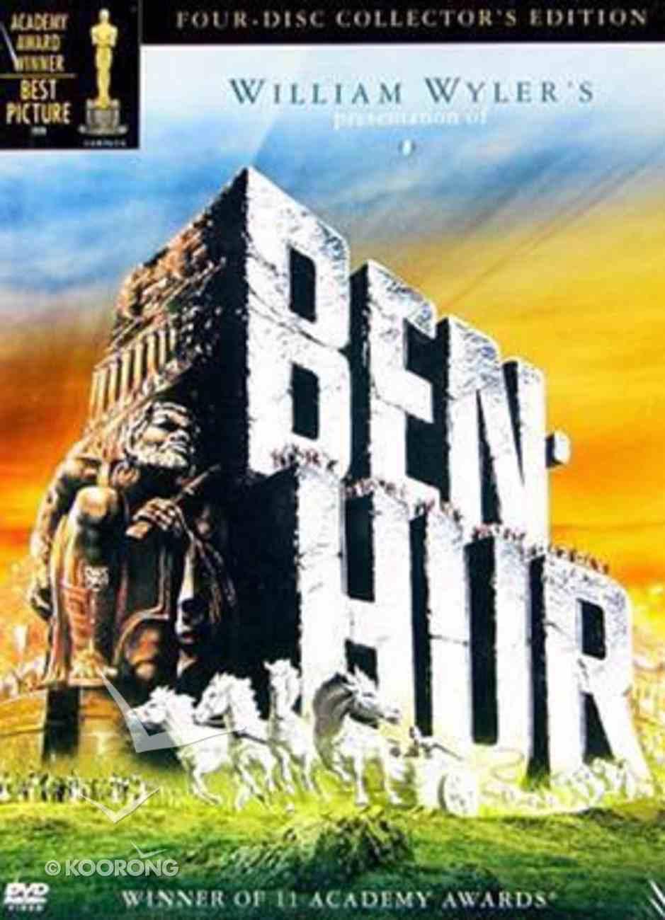 Ben Hur (1959) DVD