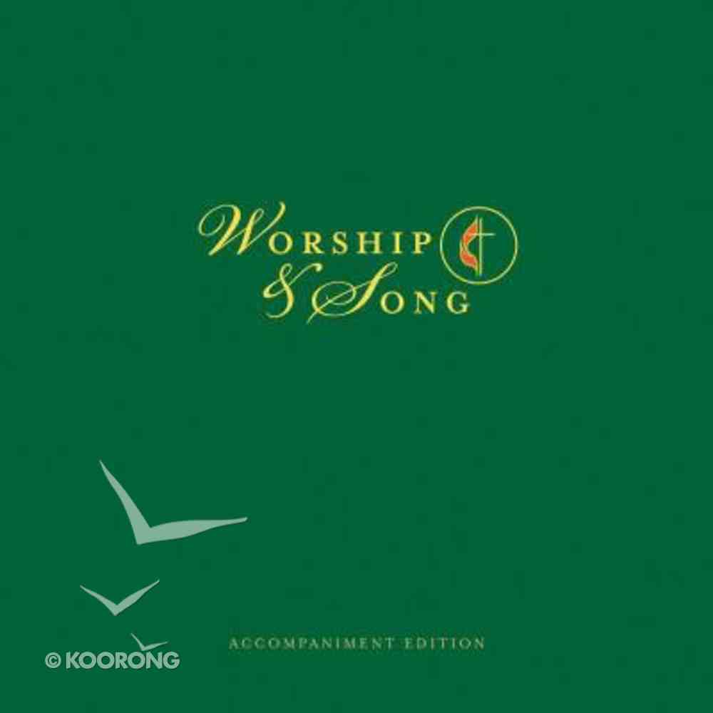 Worship & Song Music Book (Accompaniment) (Worship And Song Series) Spiral