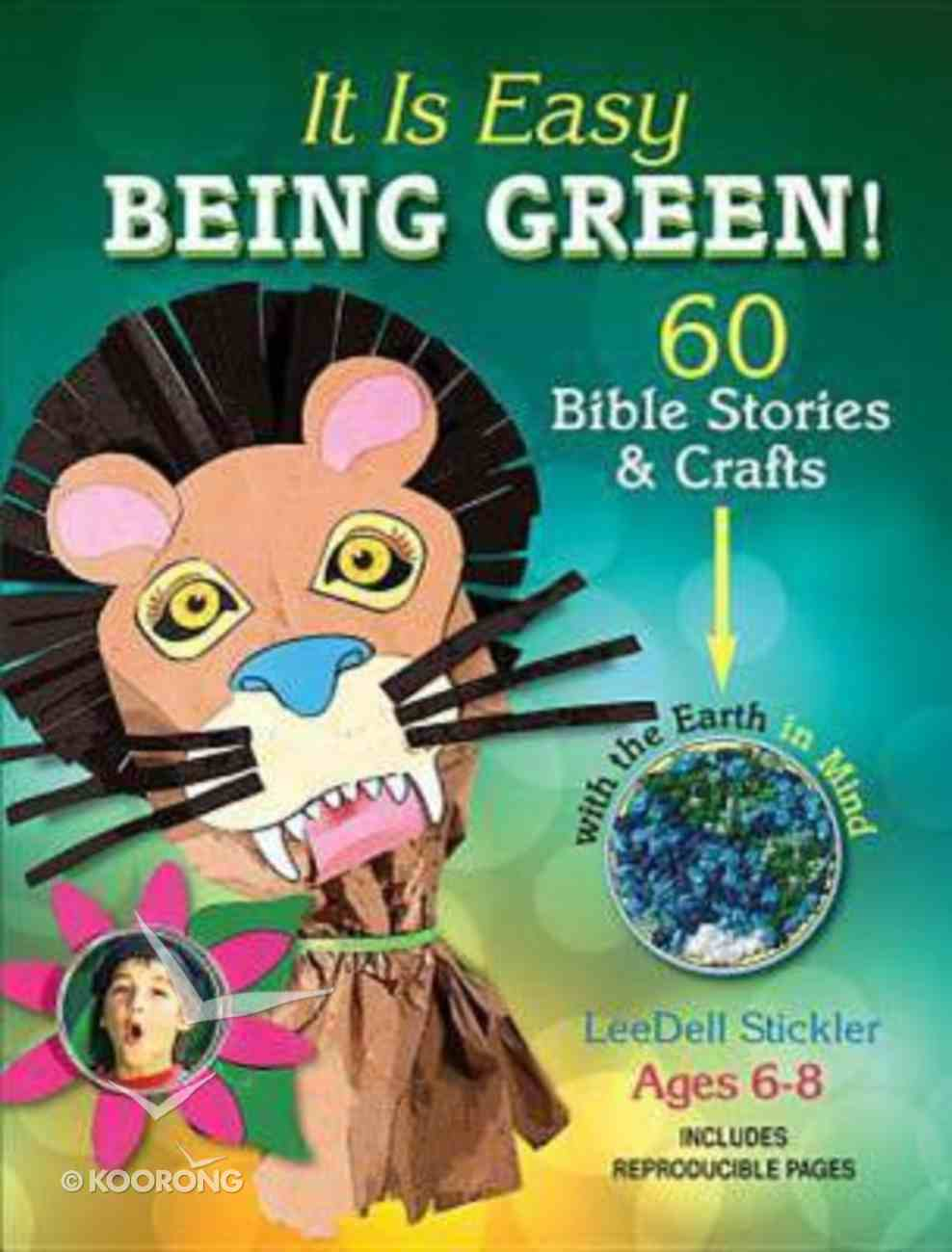 It is Easy Being Green Paperback