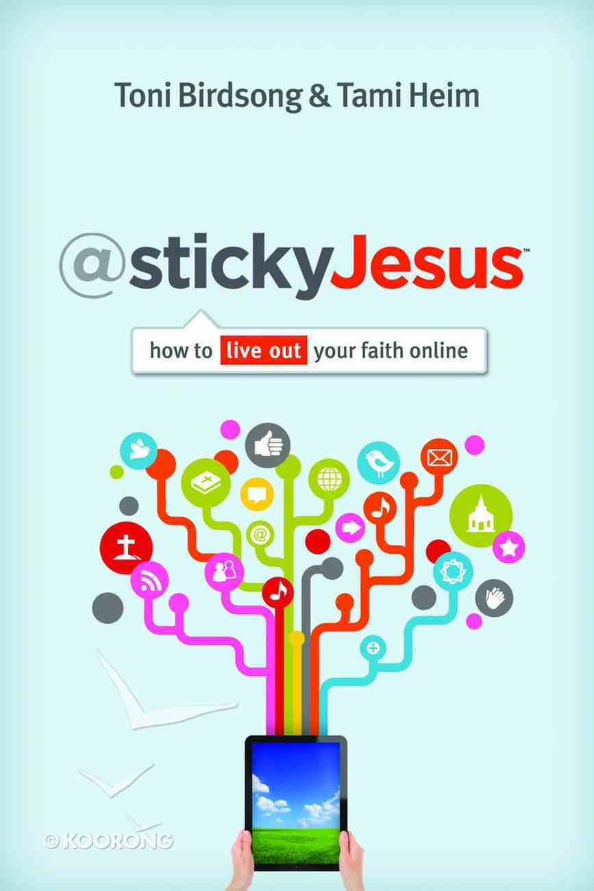 @Sticky Jesus Hardback