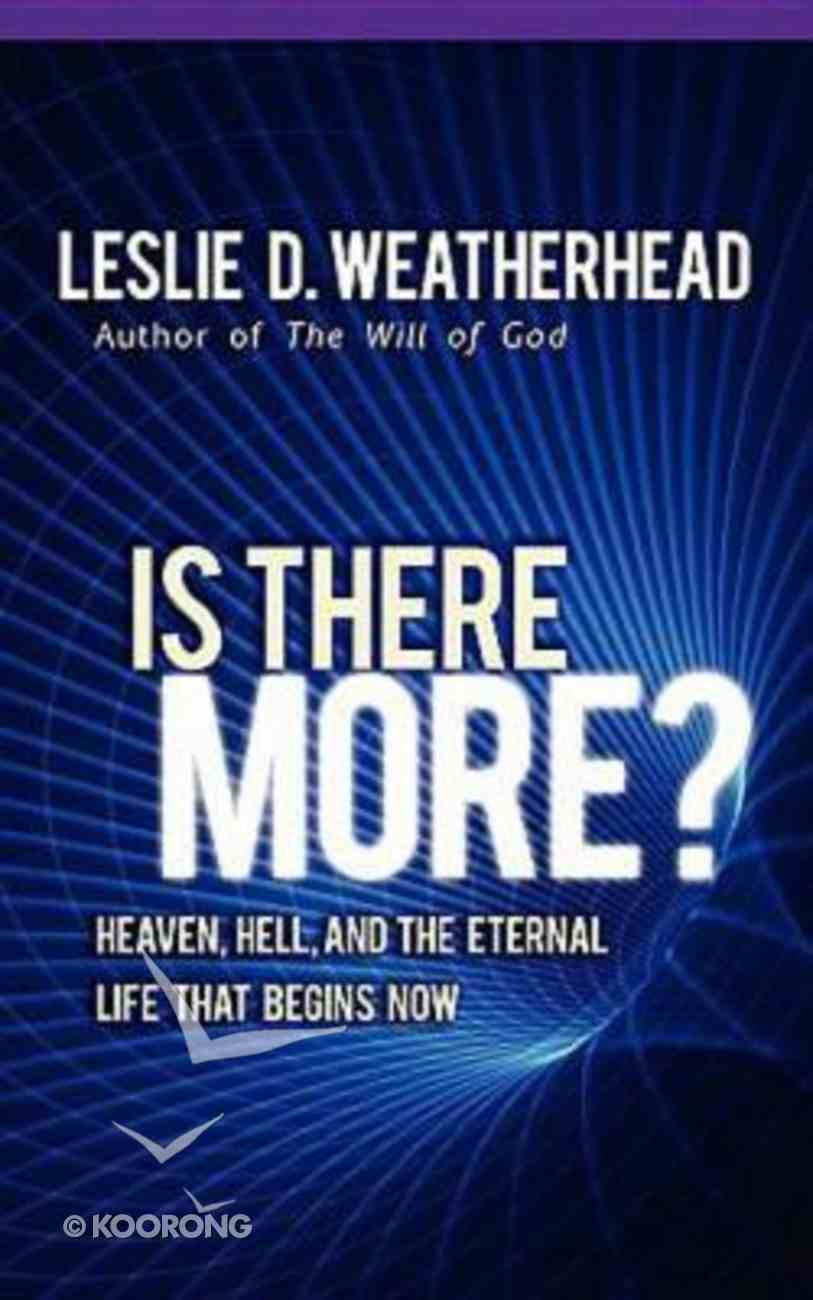 Is There More? Paperback
