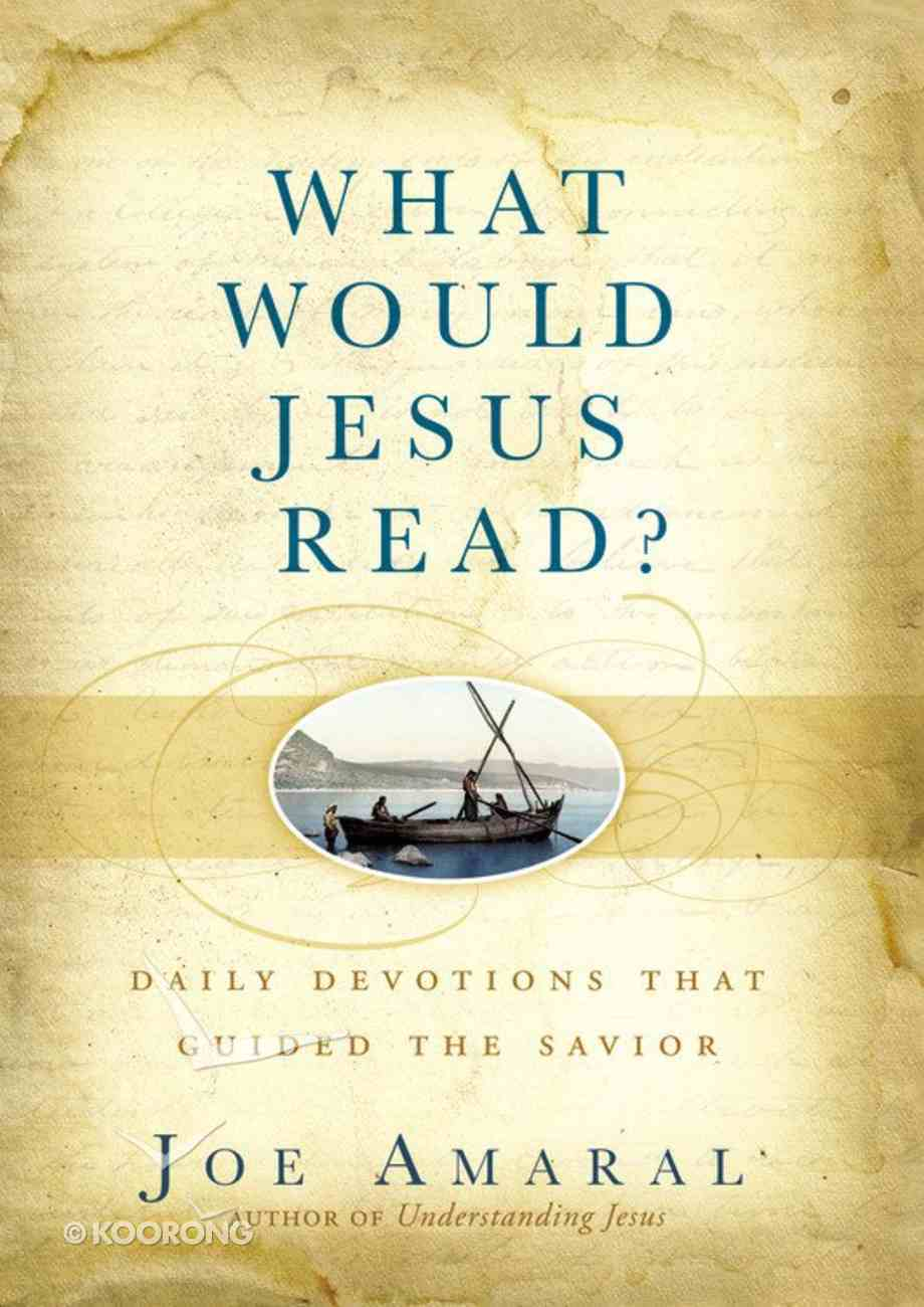 What Would Jesus Read? Hardback
