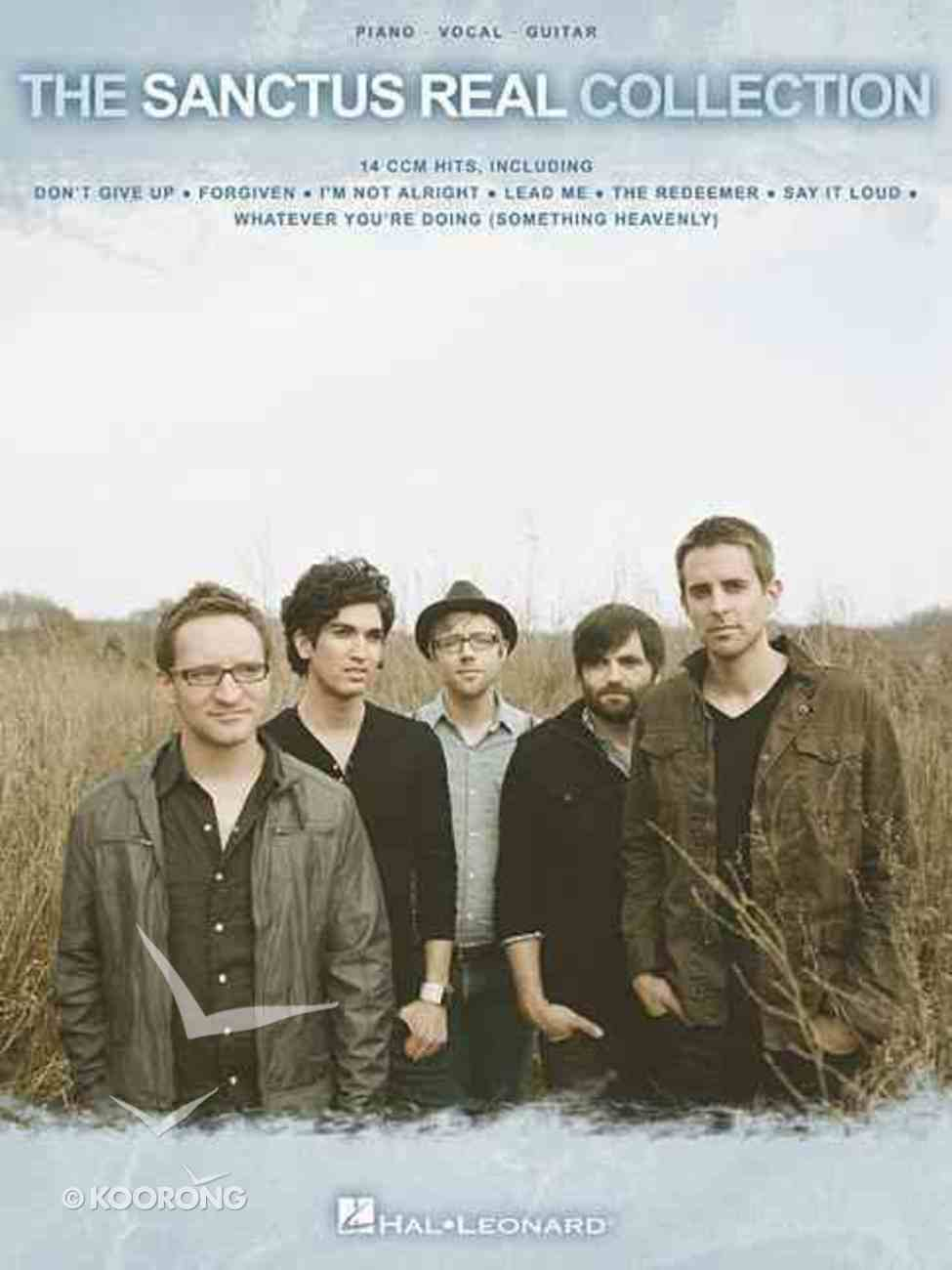 The Sanctus Real Collection (Music Book) Paperback