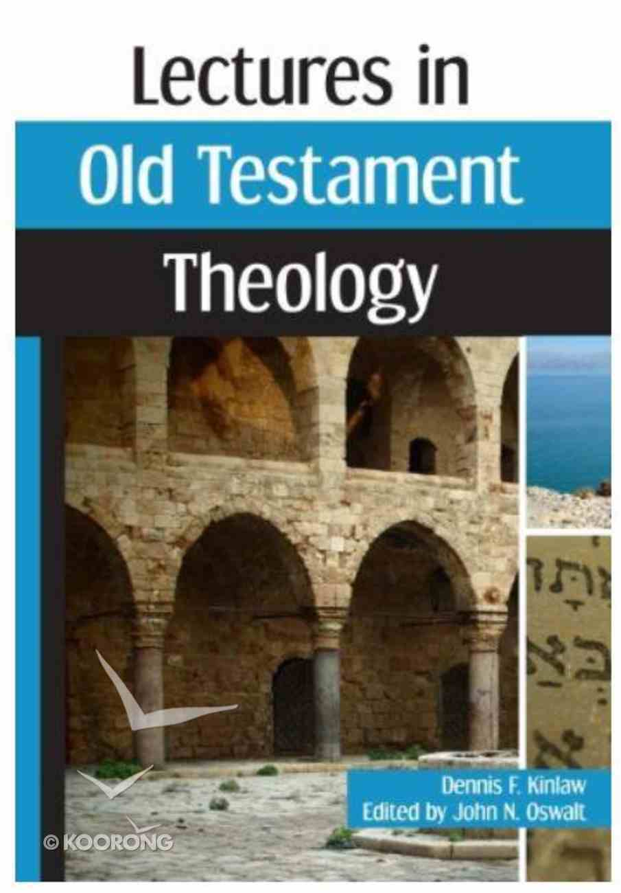 Lectures in the Old Testament Paperback