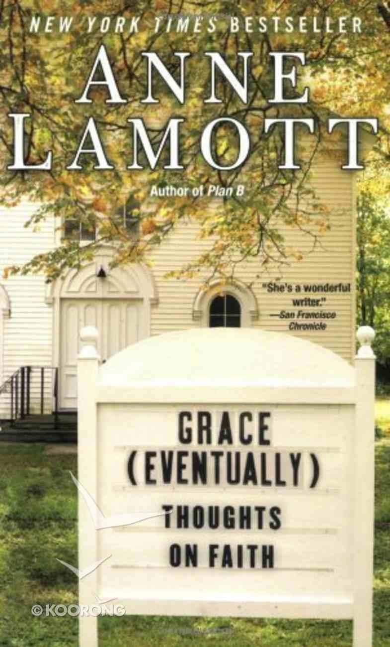 Grace (Eventually) Paperback