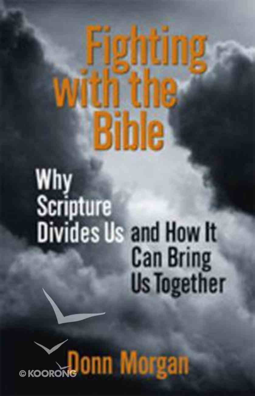 Fighting With the Bible Paperback